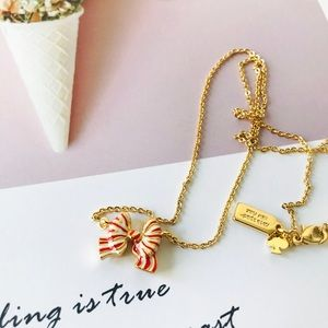 ❗️LAST 1❗️Kate Spade Bow Pendant Necklace